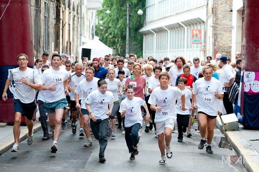 Fun Run! Fuss a Bálint Házért!