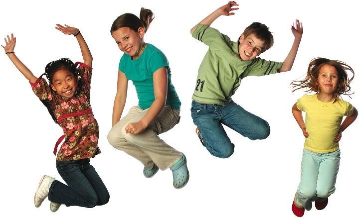 A gyermekek boldogsága nem függ az anyagi javaiktól