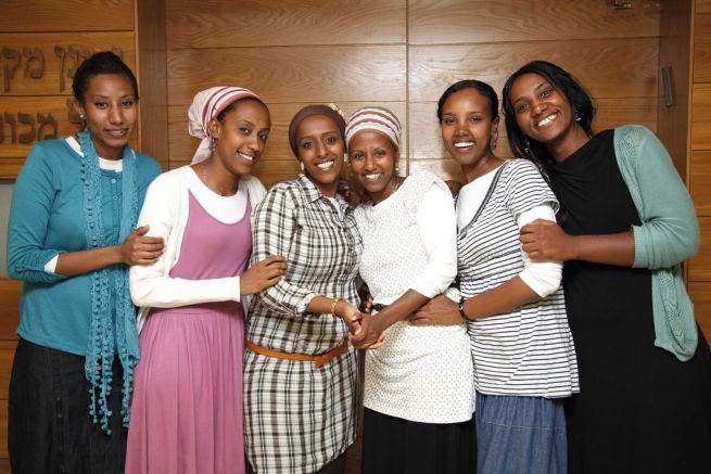 izraeli etióp nők