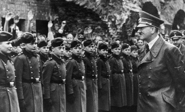 Élethosszig tartó hatást gyakorolt a náci propaganda