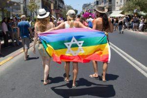 LMBTQ-barát zsidó istentisztelet
