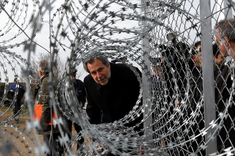 A bevándorlás lehet az Európai Unió szakítópróbája