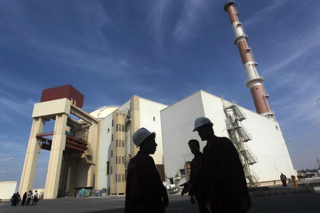A busheri atomerőmű