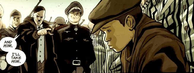 August Hirt, mint az egyik Marvel-képregény főgonosza
