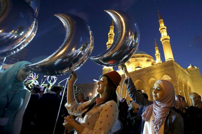 Ramadan ünnepe Iránban