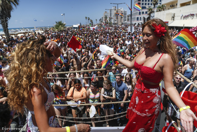 Pride 2015, Izrael