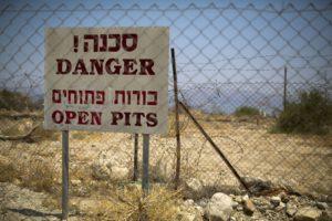 Így haldoklik a Holt-tenger