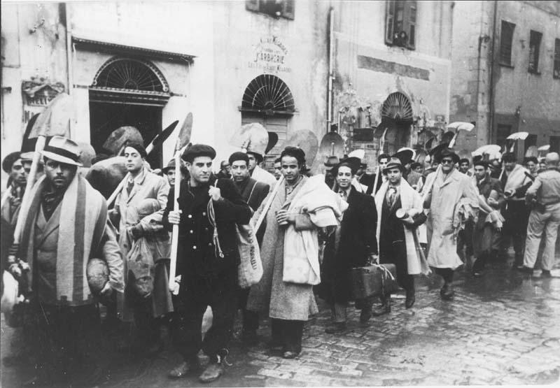 A II. világháború Észak-Afrika zsidóságát sem kímélte