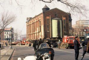 Újra költözik Washington legrégebbi zsinagógája
