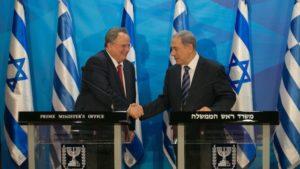 Jeruzsálembe látogatott a görög külügyminiszter