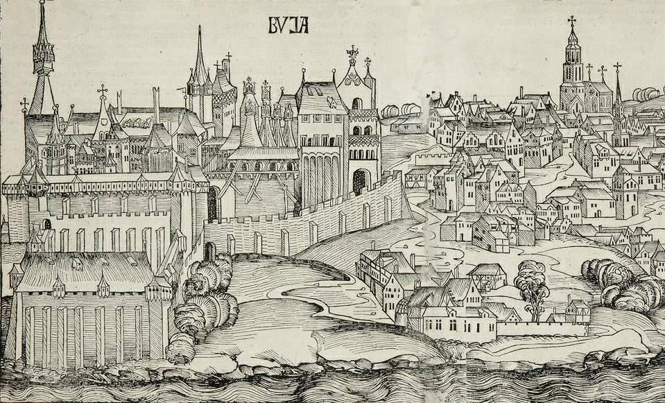 Látogatható lesz a középkori zsidó fürdő a budai Várban