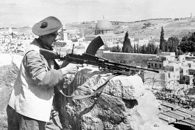 Jeruzsálem, az erőszak szent városa