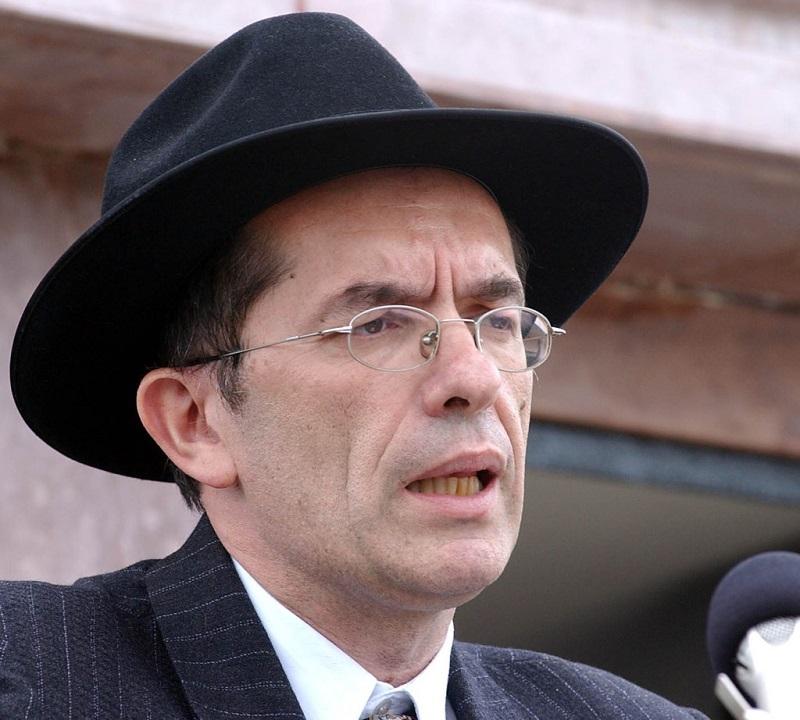 Elhunyt Deutsch Róbert főrabbi