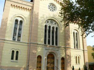 Miskolc: működő hitközség használhatatlan zsinagógával