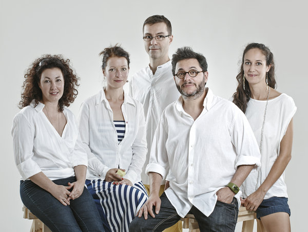 Az EightDays Design csapata