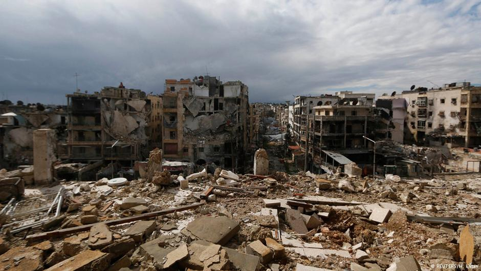 Szíriában népirtás történik!