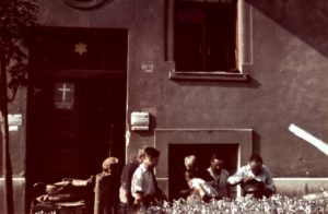 A budapesti csillagos házakba költöztetést előkészítő dokumentumokat találtak