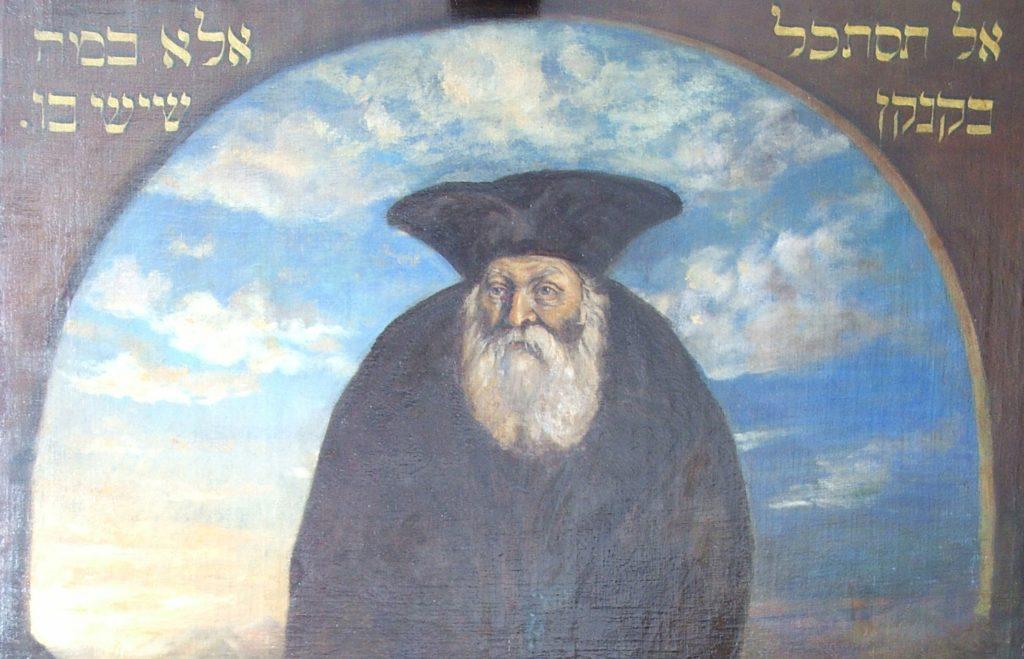Öreg zsidó bácsi új szerepkörben
