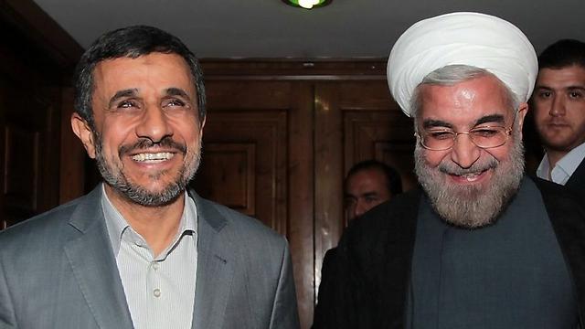 Meglepő üzenetet kaptak a zsidók az iráni elnöktől