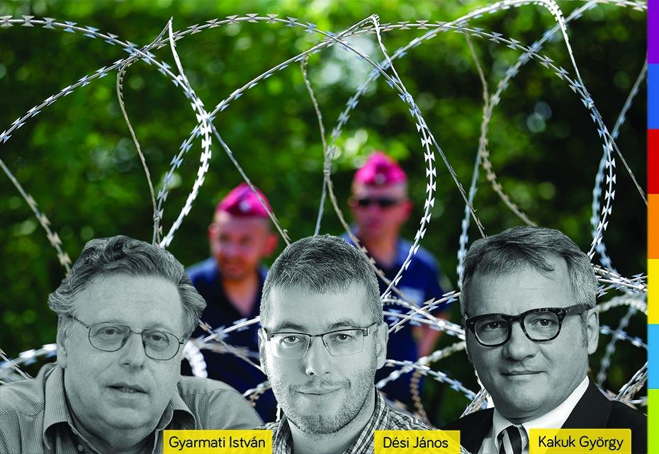 Beszélgetés a migrációról! Hohmecolás Dési Jánossal a Bálint Házban!