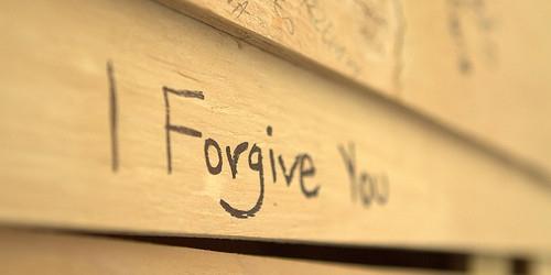 Megbocsátok neked!
