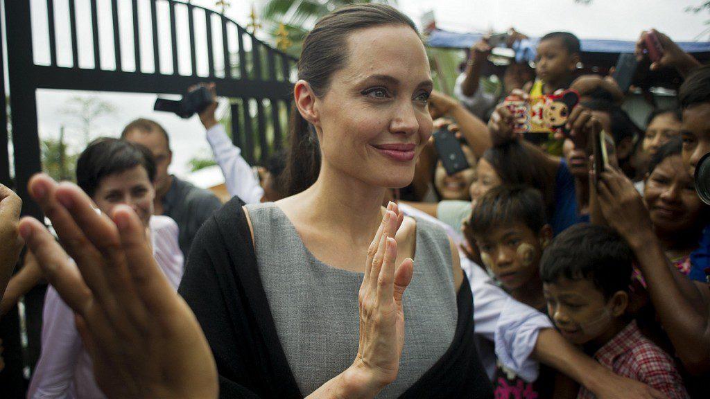 Angelina Jolie meséje az ISIS-ről