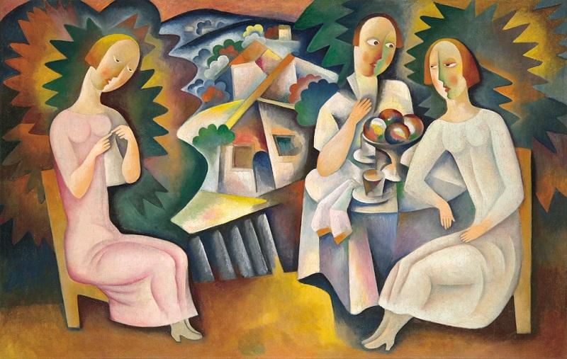 Rekordot döntött Kádár Béla egyik képe a Virág Judit Galéria jubileumi aukcióján