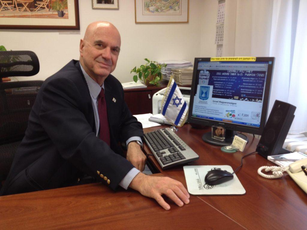 Ilan Mor előadása az elmúlt időszak izraeli és közel-keleti eseményeiről