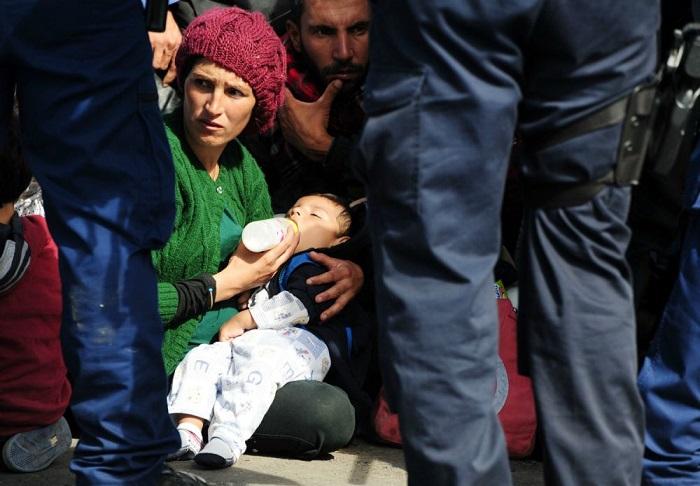 Magyarországi egyházi vezetők a migrációról