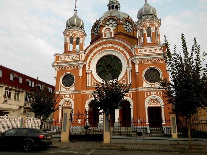 Összművészeti központtá alakítják az egykori marosvásárhelyi zsinagógát