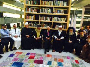 Muszlim, drúz és zsidó vallási vezetők a terror ellen!