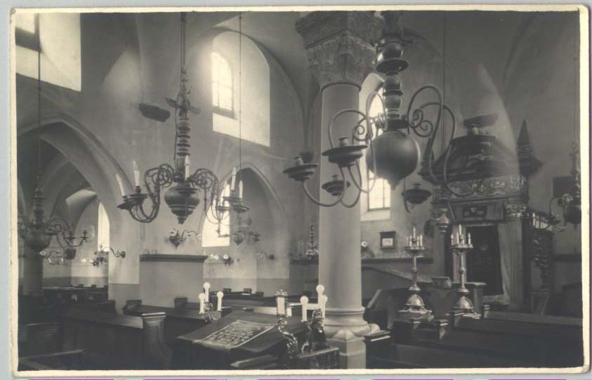 Kristályéjszaka: a legrégebbi német zsinagógát is felgyújtották