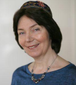 Londoni könyv a női rabbikról, benne Kelemen Katalin dróséjával!