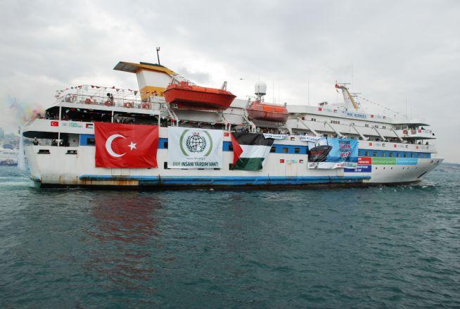 A Mavi Marmara hajó
