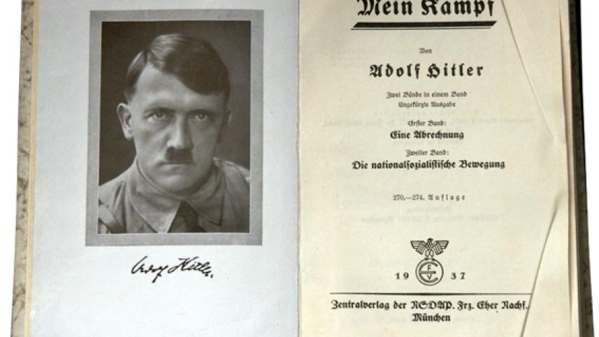 Tantervbe vennék a Mein Kampfot Németországban