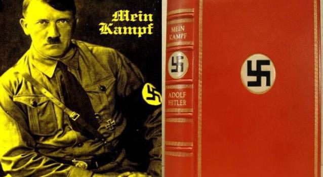 Feltüzeli-e a neonáci érzelmeket, hogy újra kiadják németül a Mein Kampfot?