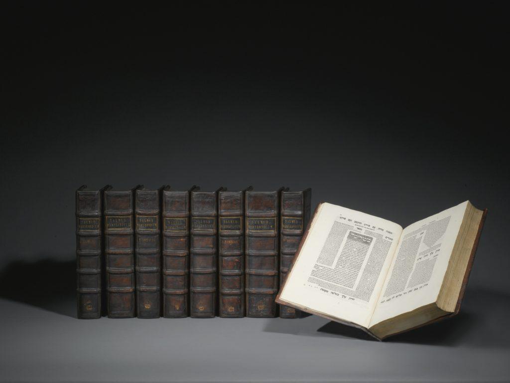 Rekordáron kelt el egy csaknem 500 éves Talmud
