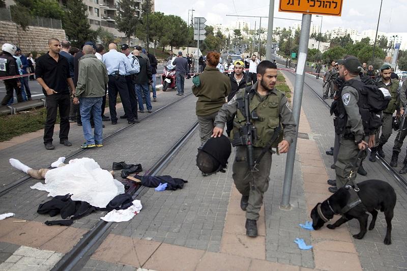 """""""Most talán jobban megértik majd az izraelieket' – Terrorhoz szokva"""