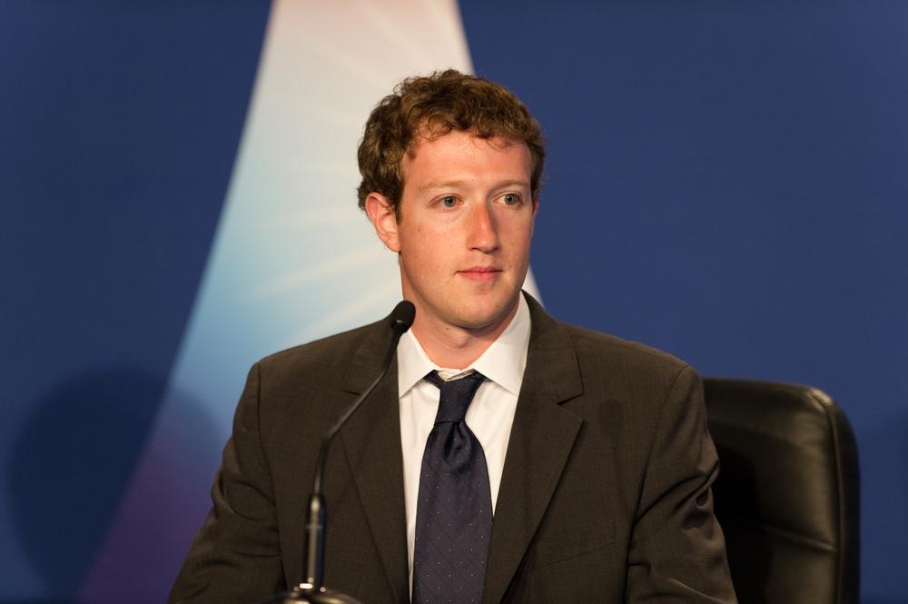 Megint megszólalt Zuckerberg
