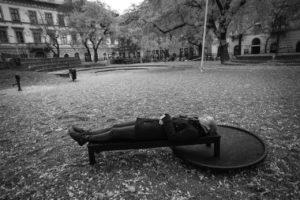 Fiatal képzőművészek a holokausztról – Enyészpont