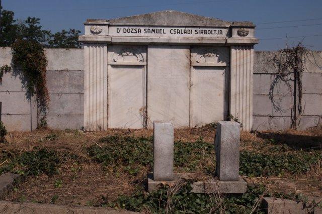 Online elérhető a makói zsidó temető sírjai és az ott nyugvók névsora