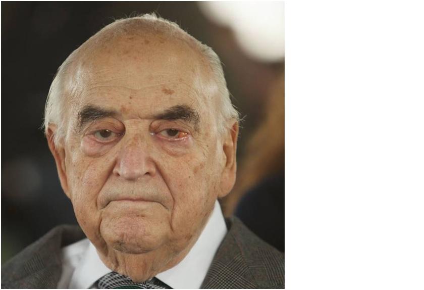 Meghalt a brit Schindler