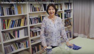Ál n'tilát jádájim – Kelemen Katalin rabbi kurzusának videofelvétele II. rész