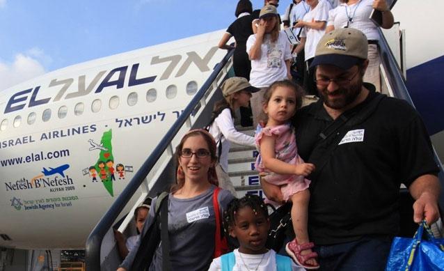 Tavaly rekordszámú nyugat-európai bevándorló érkezett Izraelbe