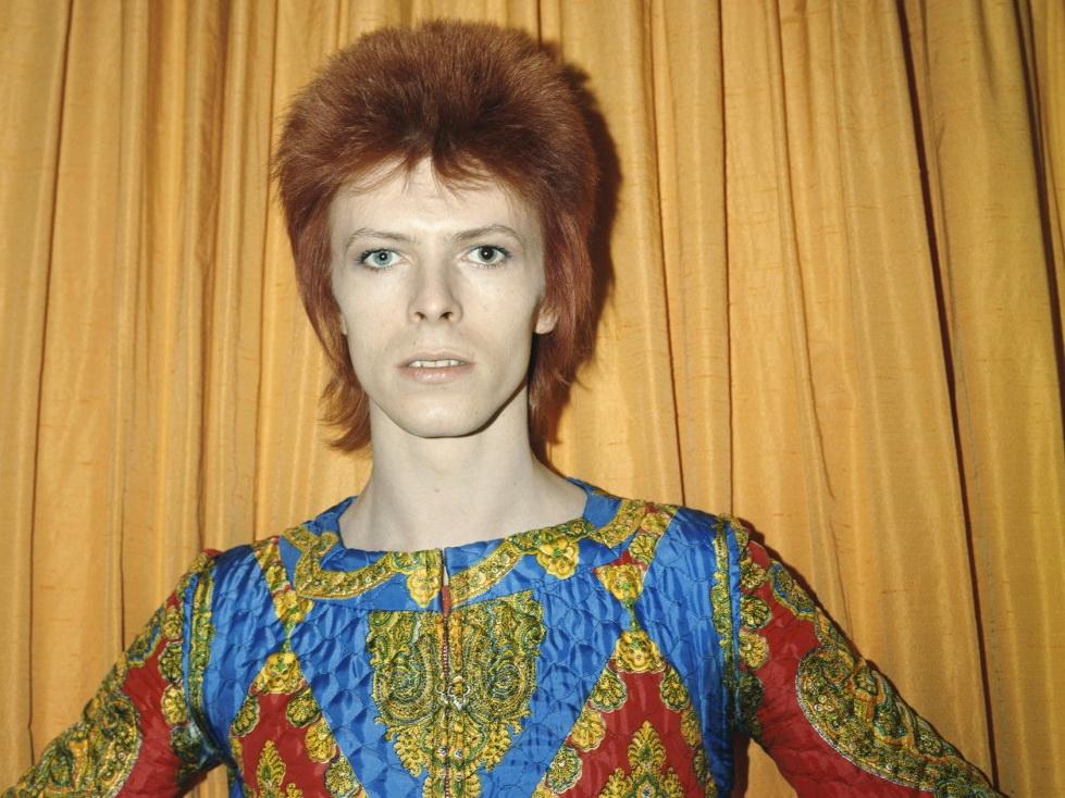 Bowie-t egy zsidó család látta vendégül először Amerikában