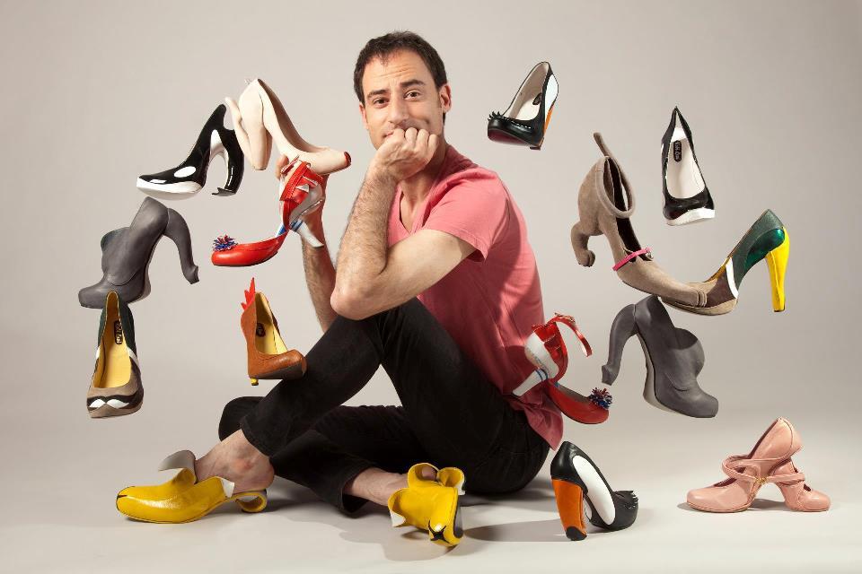 A zsidó srác, aki Lady Gaga cipőit tervezi