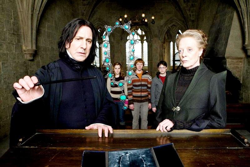 69 éves korában elhunyt a Harry Potter Snape professzora, Alan Rickman