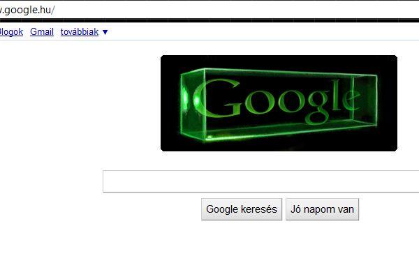 A Google ezzel a hologrammal emlékezett a tudós születésnapjára