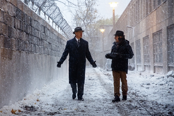 Spielberg és Tom Hanks