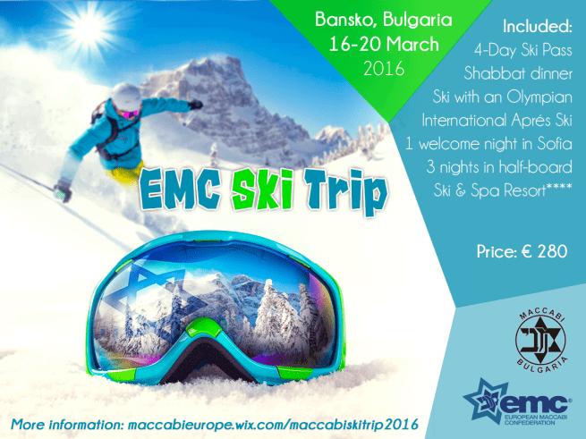 EMC ski trip